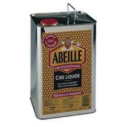 Abeille nettoyant parquet cire liquide bidon de 5 lit - Cire pour parquet ...