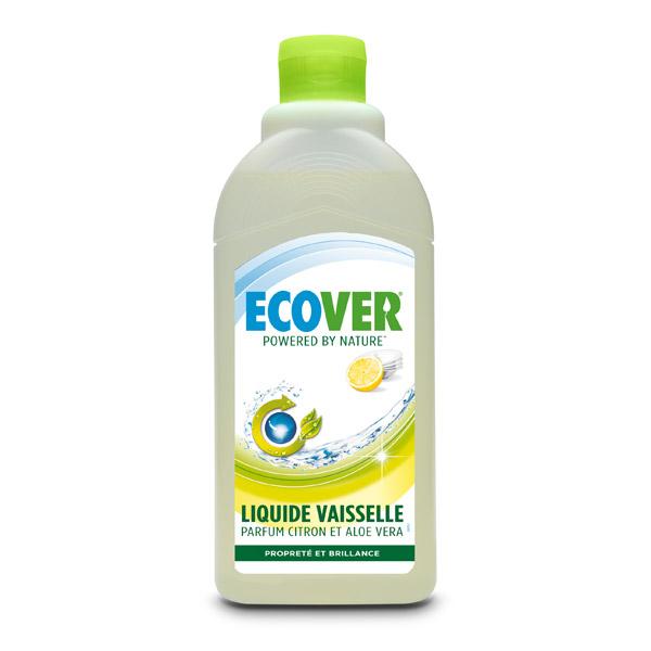 ecover c liquide vaisselle bio citron aloev ra 500 ml. Black Bedroom Furniture Sets. Home Design Ideas