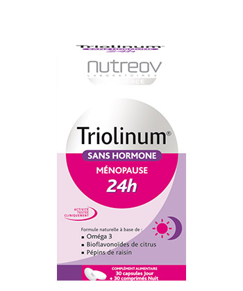 Nutreov CComplment alimentaire Triolinum Sans Hormone