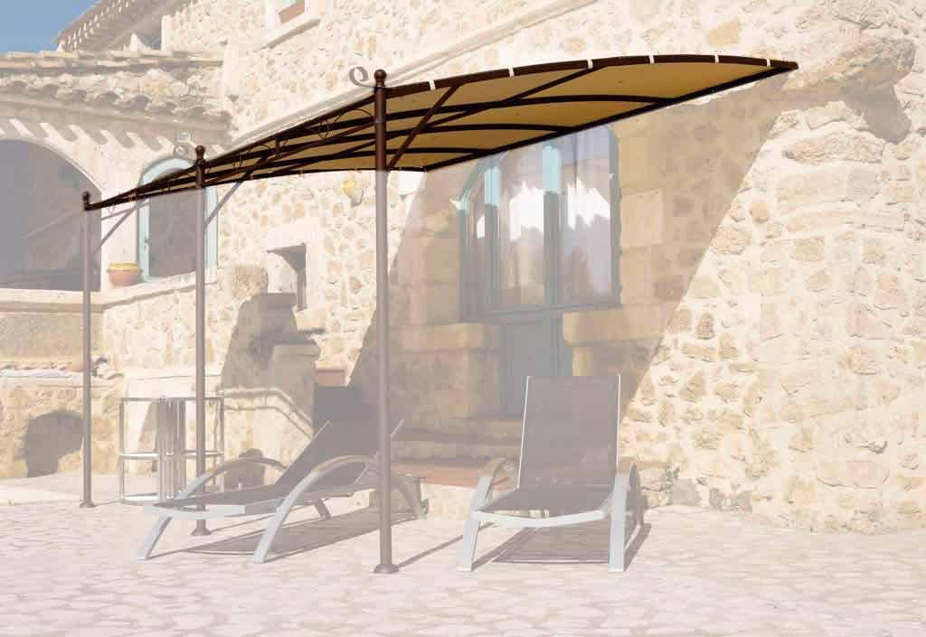 cid ctoile 4x3m pour pergola murale illusion prix li. Black Bedroom Furniture Sets. Home Design Ideas