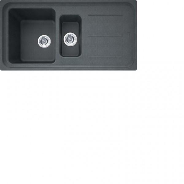 Franke cevier inox imt651 auto microdekor 518227 cat gorie for Evier franke inox microdekor