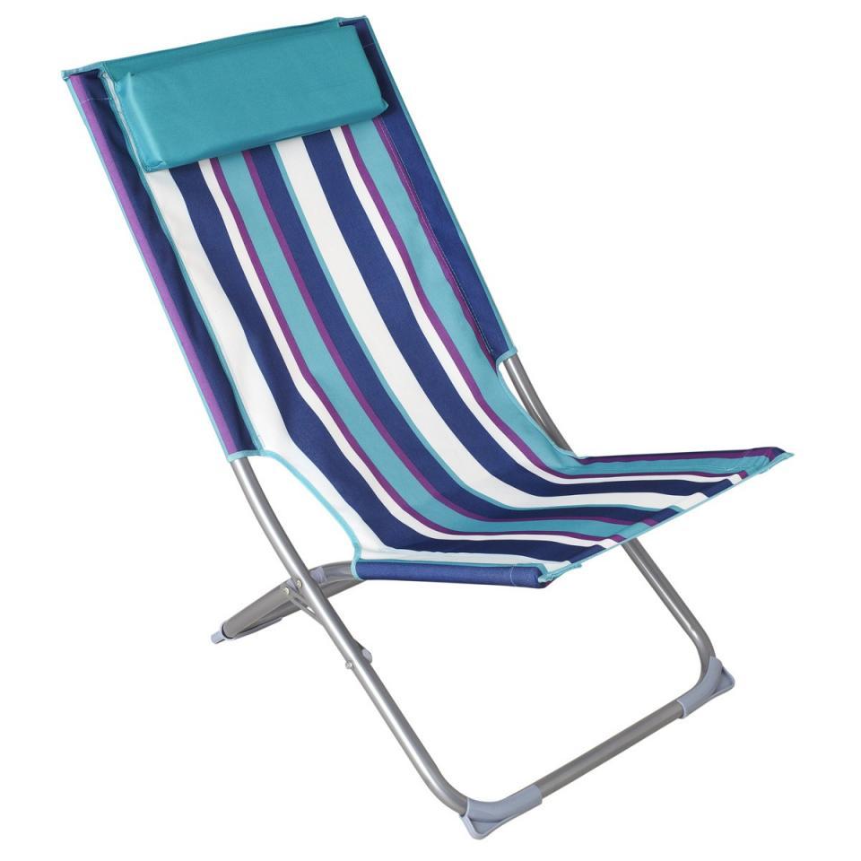 Catgorie fauteuil de jardin du guide et comparateur d 39 achat for Chaise longue pliante matelassee
