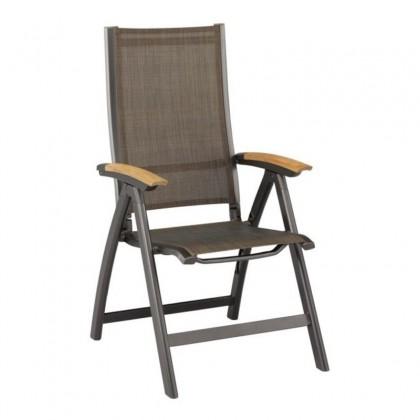 kettler fauteuil multiposition avance. Black Bedroom Furniture Sets. Home Design Ideas
