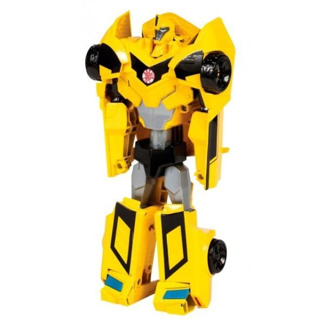 transformers robot hyper changer hero bumblebee b0897. Black Bedroom Furniture Sets. Home Design Ideas