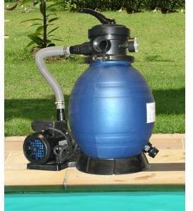 Catgorie filtration de piscine du guide et comparateur d 39 achat for Sable filtration piscine