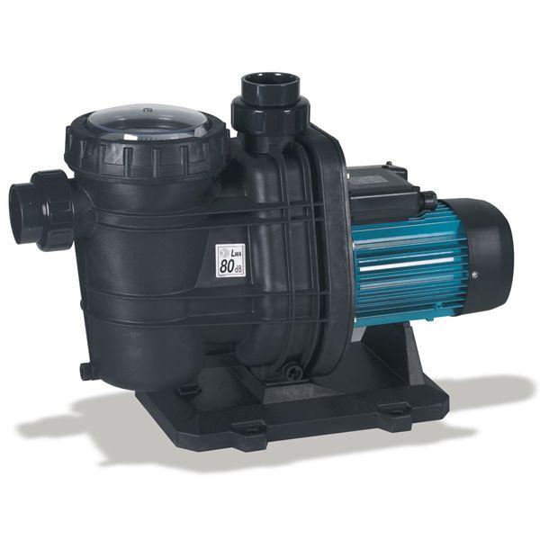 Espa c pompe filtration 16m3 h triphas tifon1 75t for Raccord filtration piscine