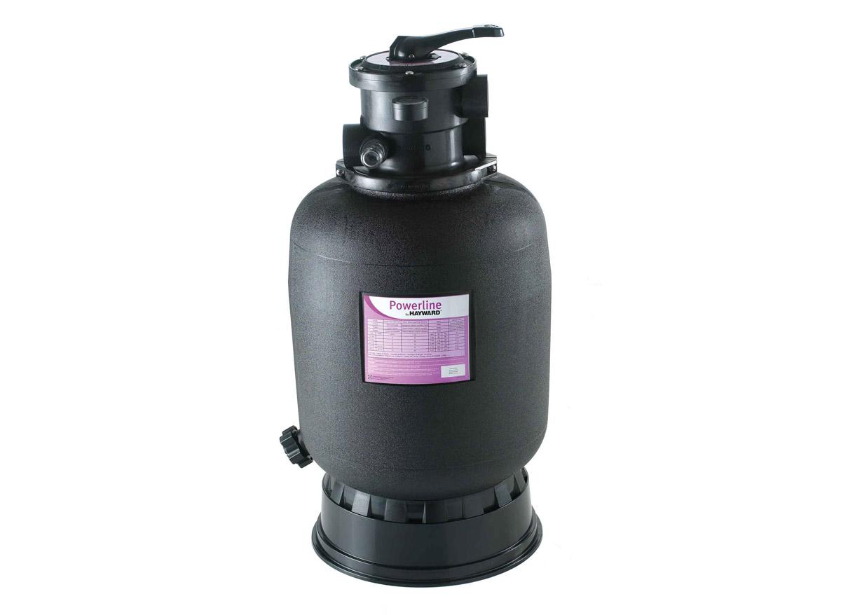 Hayward filtre a sable pwl 6m3 h top hay 050 0208 - Filtre a sable piscine entretien ...