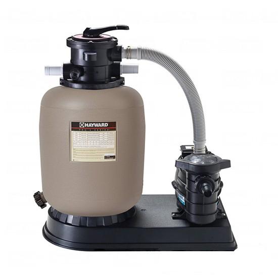 Hayward groupe de filtration cv 14 m h for Groupe de filtration piscine