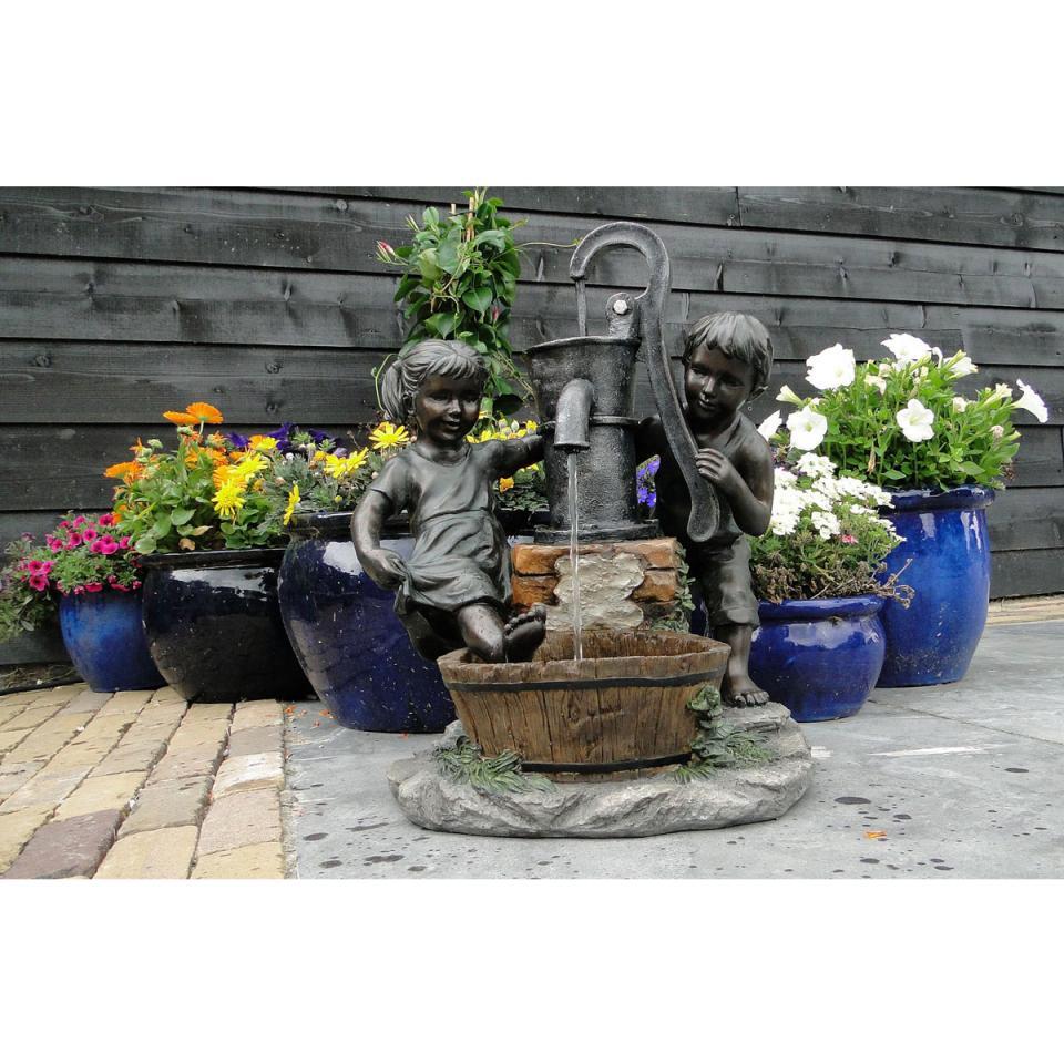 Fontaine de jardin niagara meilleures id es cr atives pour la conception de la maison for Fontaine de jardin niagara