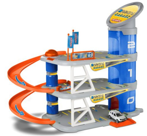 Majorette parking garage 212058382 garage miniature for Comparateur garage voiture