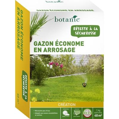 engrais gazon botanic