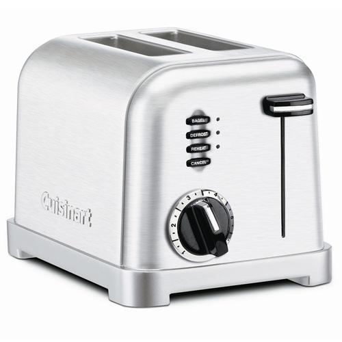 Cuisinart cpt 160 e catgorie grille pain - Grille pain cuisinart cpt160e ...