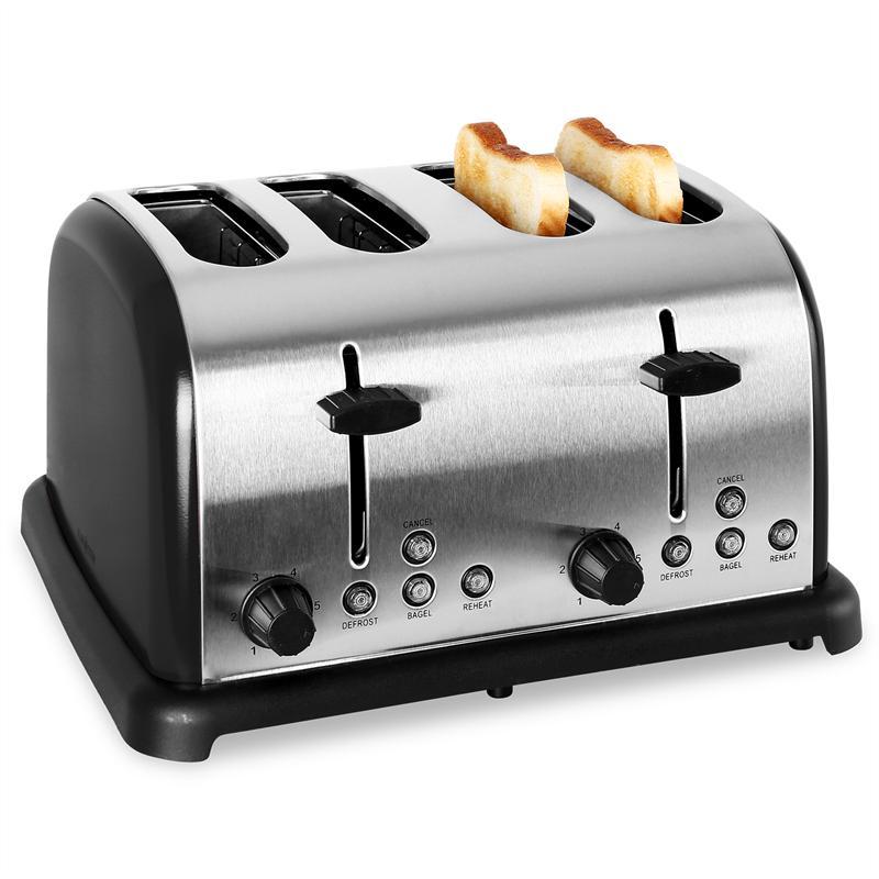 Catgorie grille pain page 3 du guide et comparateur d 39 achat - Grille pain cuisinart cpt160e ...