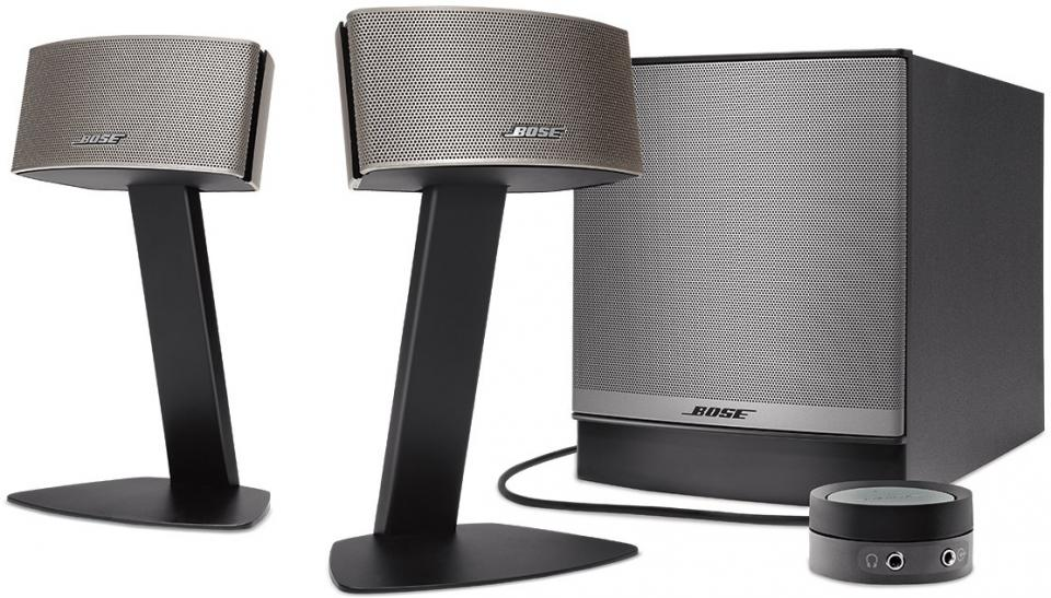 bose companion 50 catgorie haut parleur multimdia. Black Bedroom Furniture Sets. Home Design Ideas