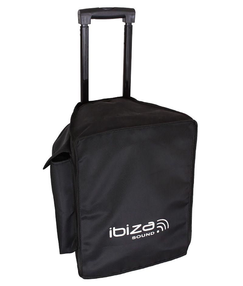 ibiza housse sono portable port8vhf port bag8 cat gorie sonorisation professionnelle. Black Bedroom Furniture Sets. Home Design Ideas