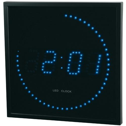 Horloge led guide d 39 achat - Horloge orium led bleue ...