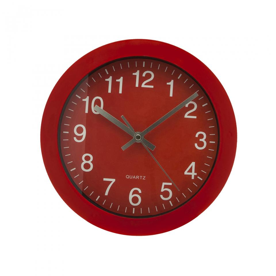 Horloge guide d 39 achat - Horloge cuisine rouge ...