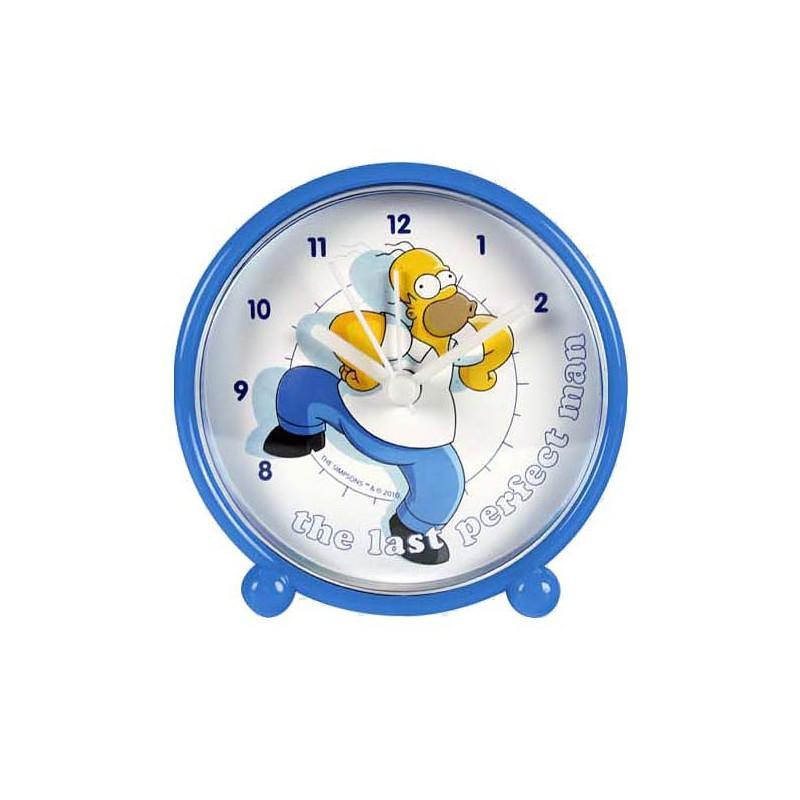 Cat gorie horloges pendule et comtoise du guide et - Reveil simpson ...