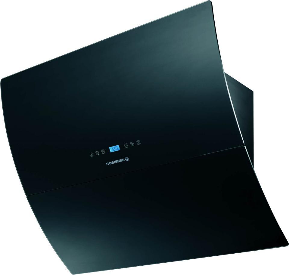 hotte aspirante noire 90 cm. Black Bedroom Furniture Sets. Home Design Ideas