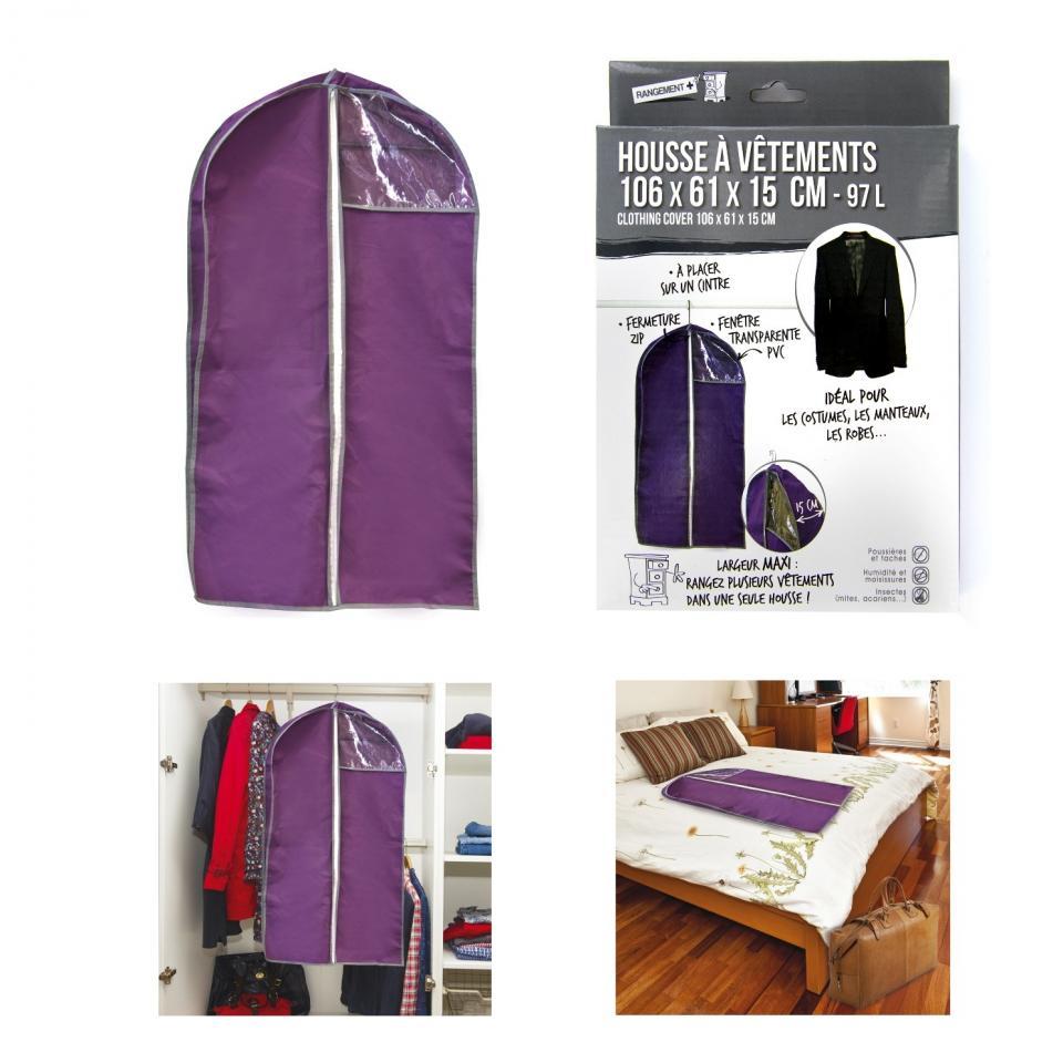 cat gorie housse de v tement du guide et comparateur d 39 achat. Black Bedroom Furniture Sets. Home Design Ideas