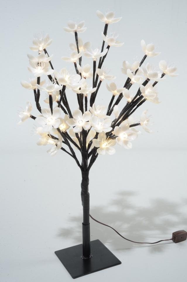 Arbre lumineux exterieur led blanc chaud pm - Video illumination de noel exterieur ...