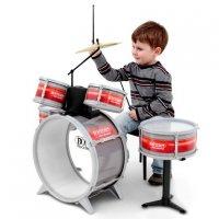 bontempi batterie rock drummer jd4820. Black Bedroom Furniture Sets. Home Design Ideas
