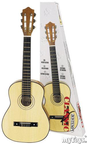 bontempi gsw 92 instrument de musique guitare en bois 92. Black Bedroom Furniture Sets. Home Design Ideas