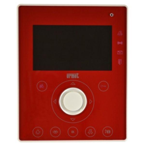 Urmet cfa ade rouge colorado pour moniteur aiko interpho - Produit pour nettoyer les facades de maison ...