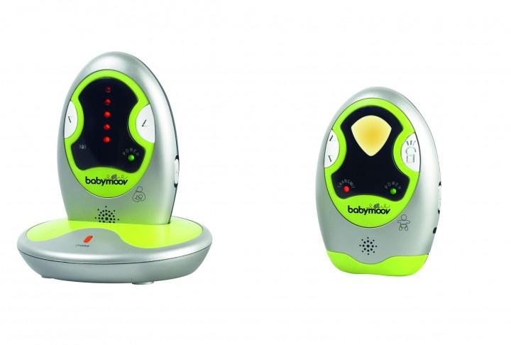 babymoov c expert care digital green babyphone. Black Bedroom Furniture Sets. Home Design Ideas