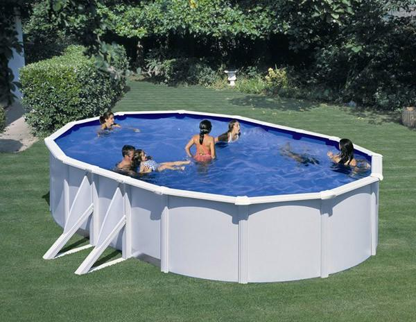 gre cpiscine dream pool bora bora acier blanche 6 10 x 3 75 x 1 20m cat gorie b ches. Black Bedroom Furniture Sets. Home Design Ideas