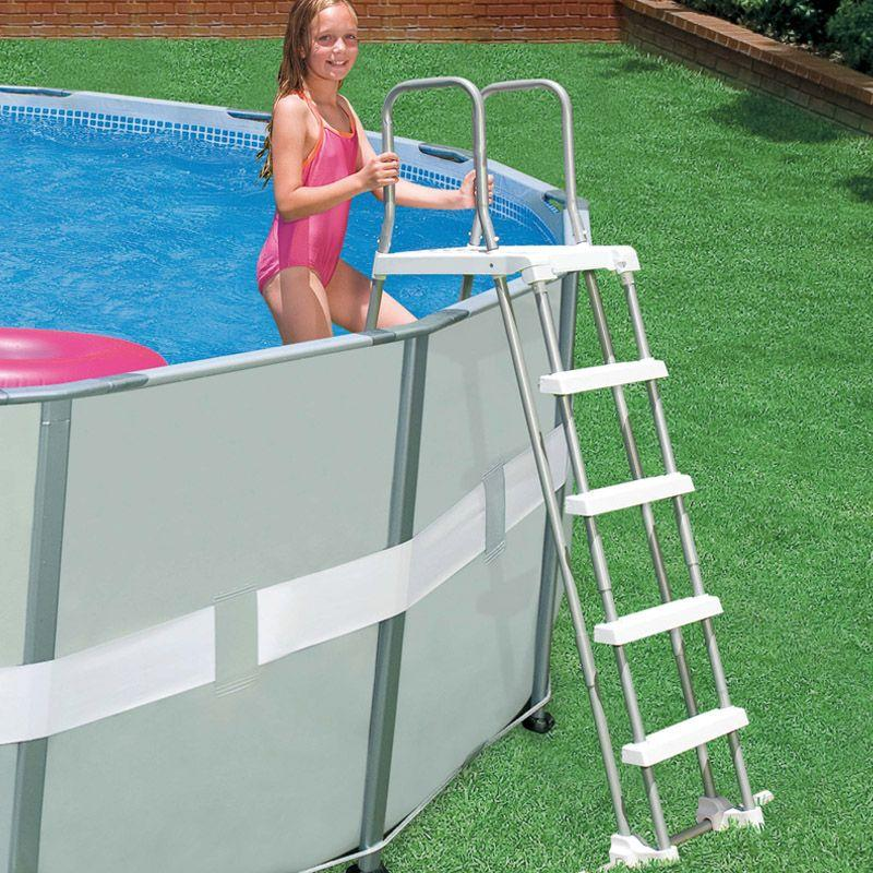 Catgorie scurit de piscine du guide et comparateur d 39 achat for Echelle piscine intex