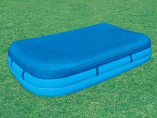 Bestway bche 4 saisons piscine gonflable 280 x 184cm for Piscine gonflable jardin spa