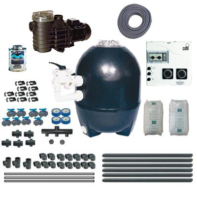 Recherche pompe charge du guide et comparateur d 39 achat for Ensemble filtration piscine