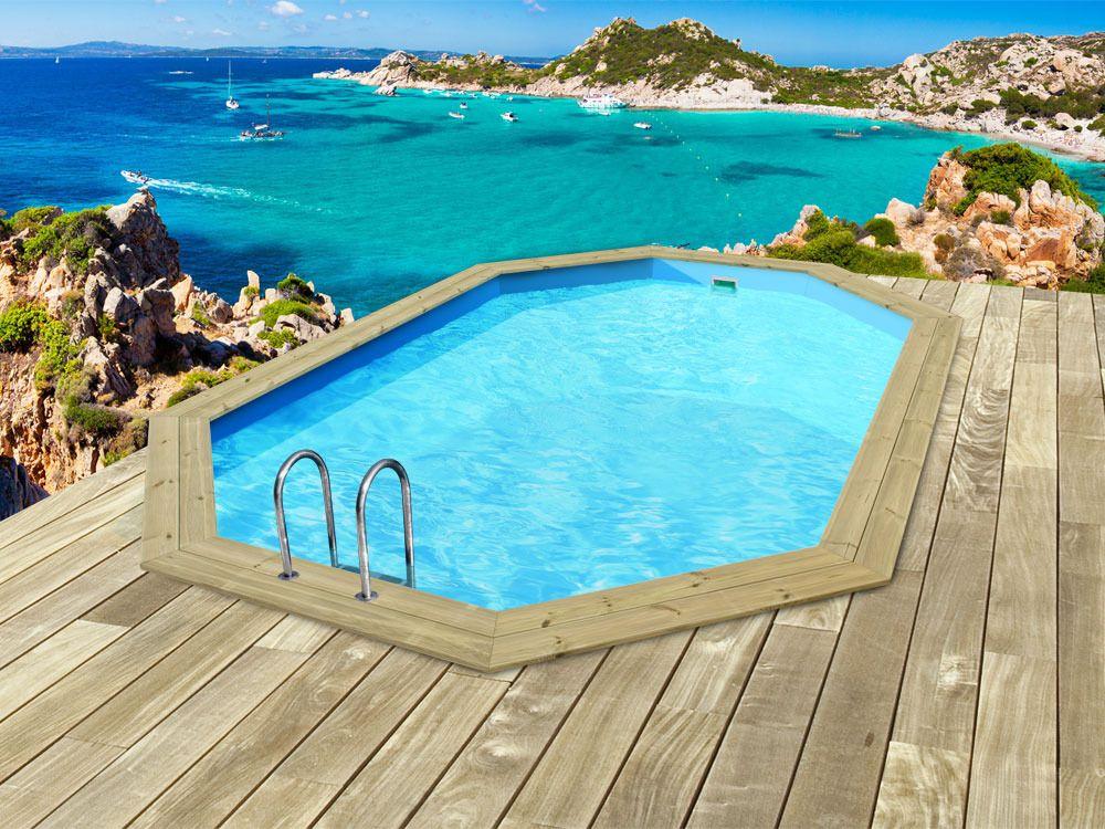Viva pompe chaleur puissance 5 kw volume d eau 45 for Puissance chauffage piscine