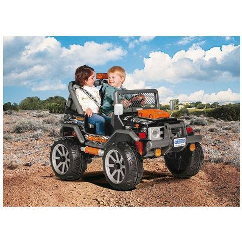 peg quad electrique perego t rex 12v. Black Bedroom Furniture Sets. Home Design Ideas