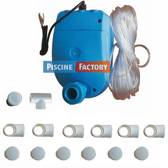 Recherche pneumatique du guide et comparateur d 39 achat for Piscine factory