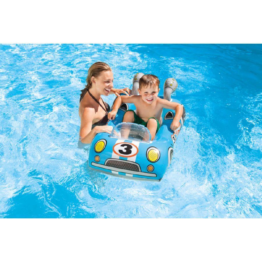 Intex c bateau enfant pool cruiser cat gorie accessoires for Rustine piscine intex