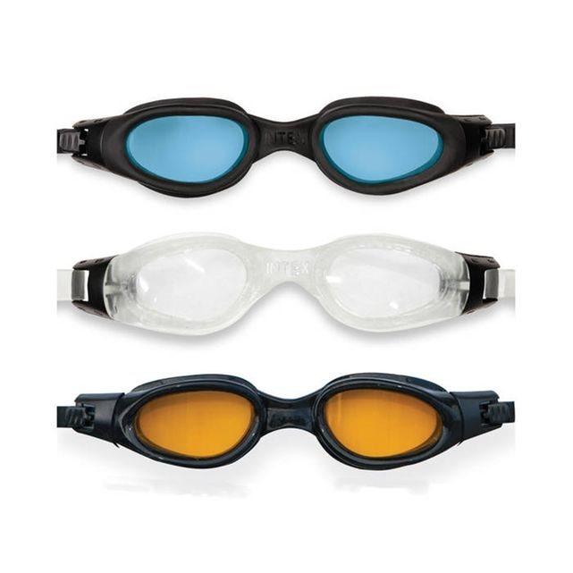 Intex lunettes de piscine pro master - Lunettes de piscine correctrices ...