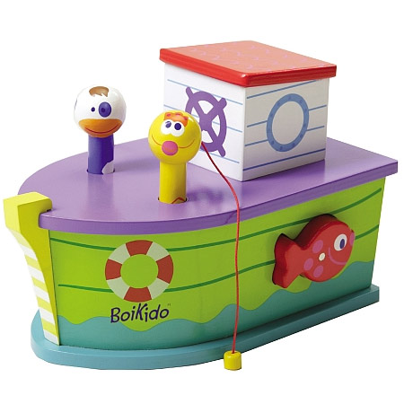 boikido jouets d s 2 ans bateau de p che magn tique. Black Bedroom Furniture Sets. Home Design Ideas
