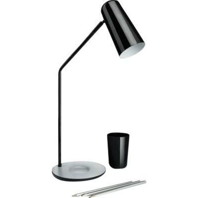 Philips lampe de table myhomeoffice noir - Comparateur de bureau de change ...