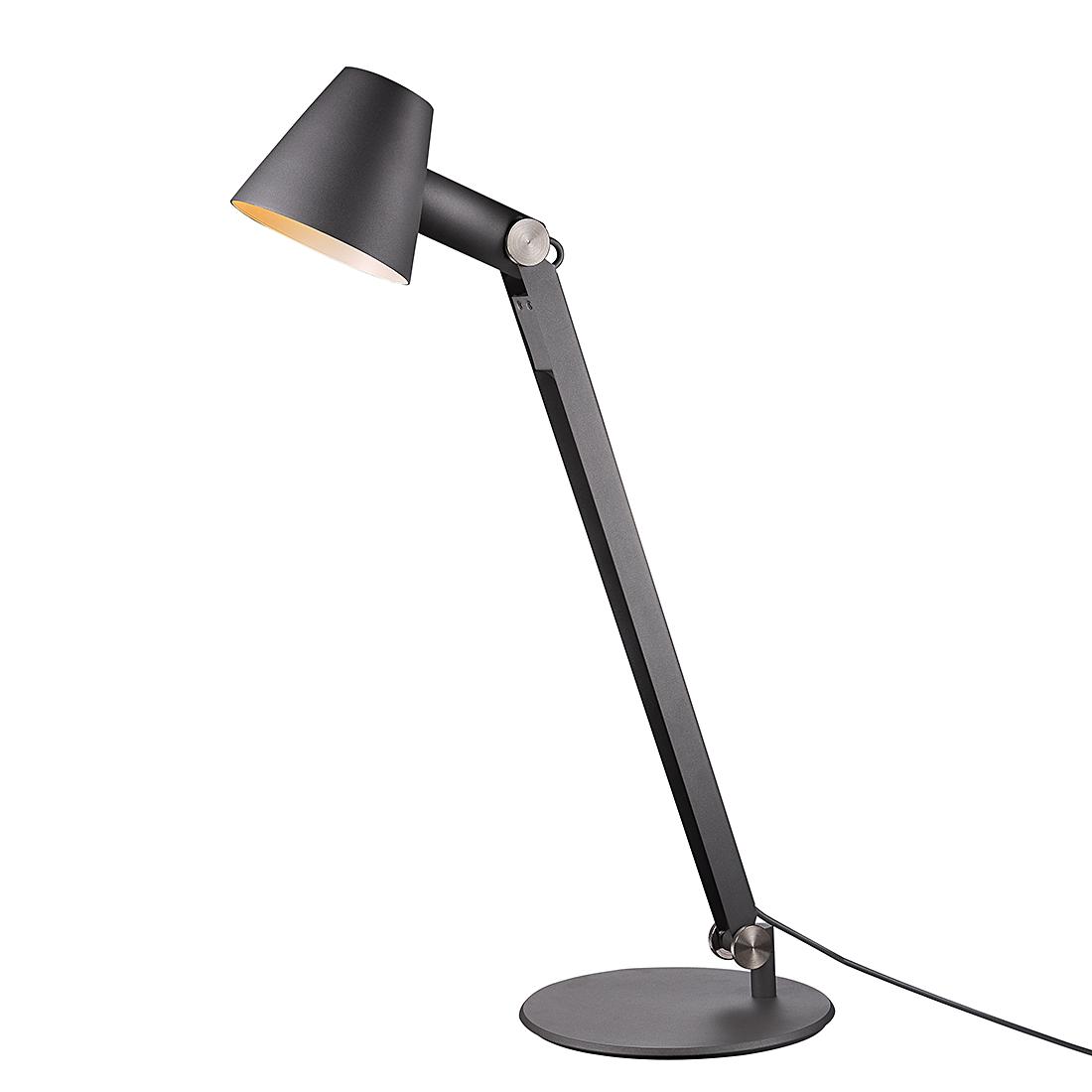 nordlux lampe de chevet cult e27 gris. Black Bedroom Furniture Sets. Home Design Ideas