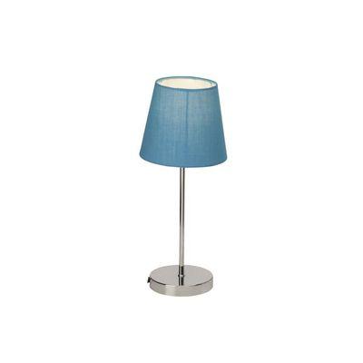 Brilliant lampe poser tactile kasha 1x40w e14 chrome ble - Lampe a poser tactile ...