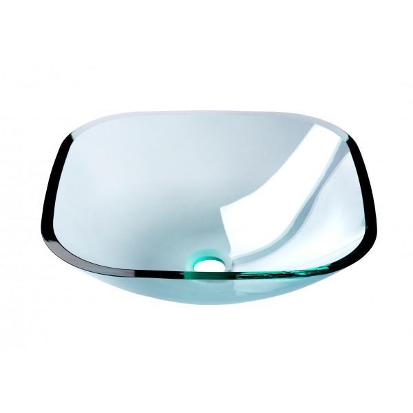 Catgorie lavabo et vasque page 2 du guide et comparateur d 39 achat - Verdubbelen vasque en verre ...
