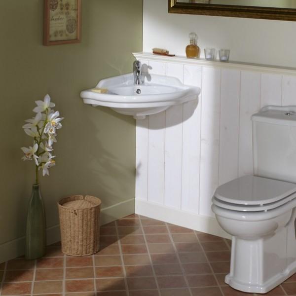 Catgorie lavabo et vasque du guide et comparateur d 39 achat - Lavabo classique salle bain ...