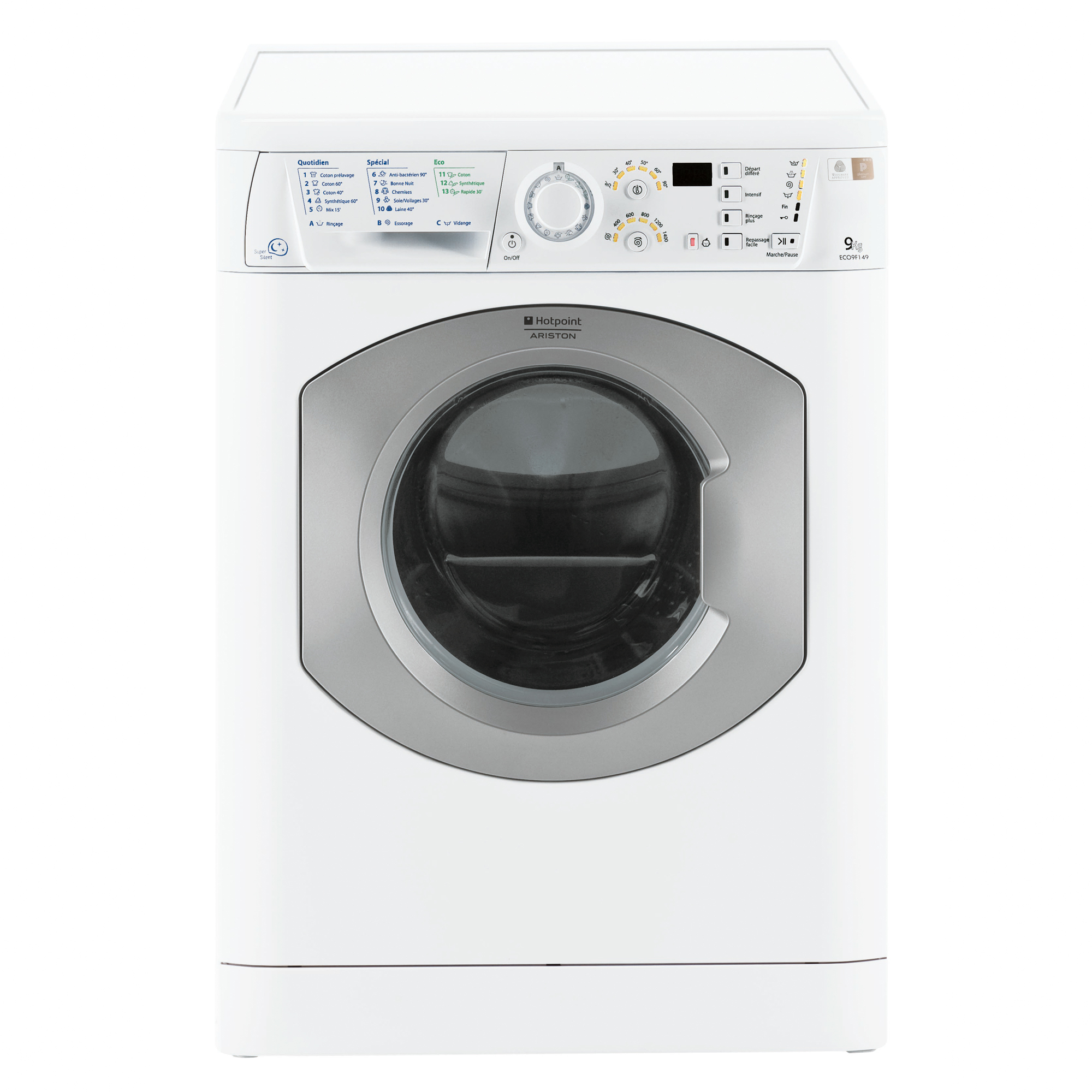 lave linge ariston 9 kg 28 images lave linge sechant hotpoint obs aqm 9 d 49 u a blanc. Black Bedroom Furniture Sets. Home Design Ideas