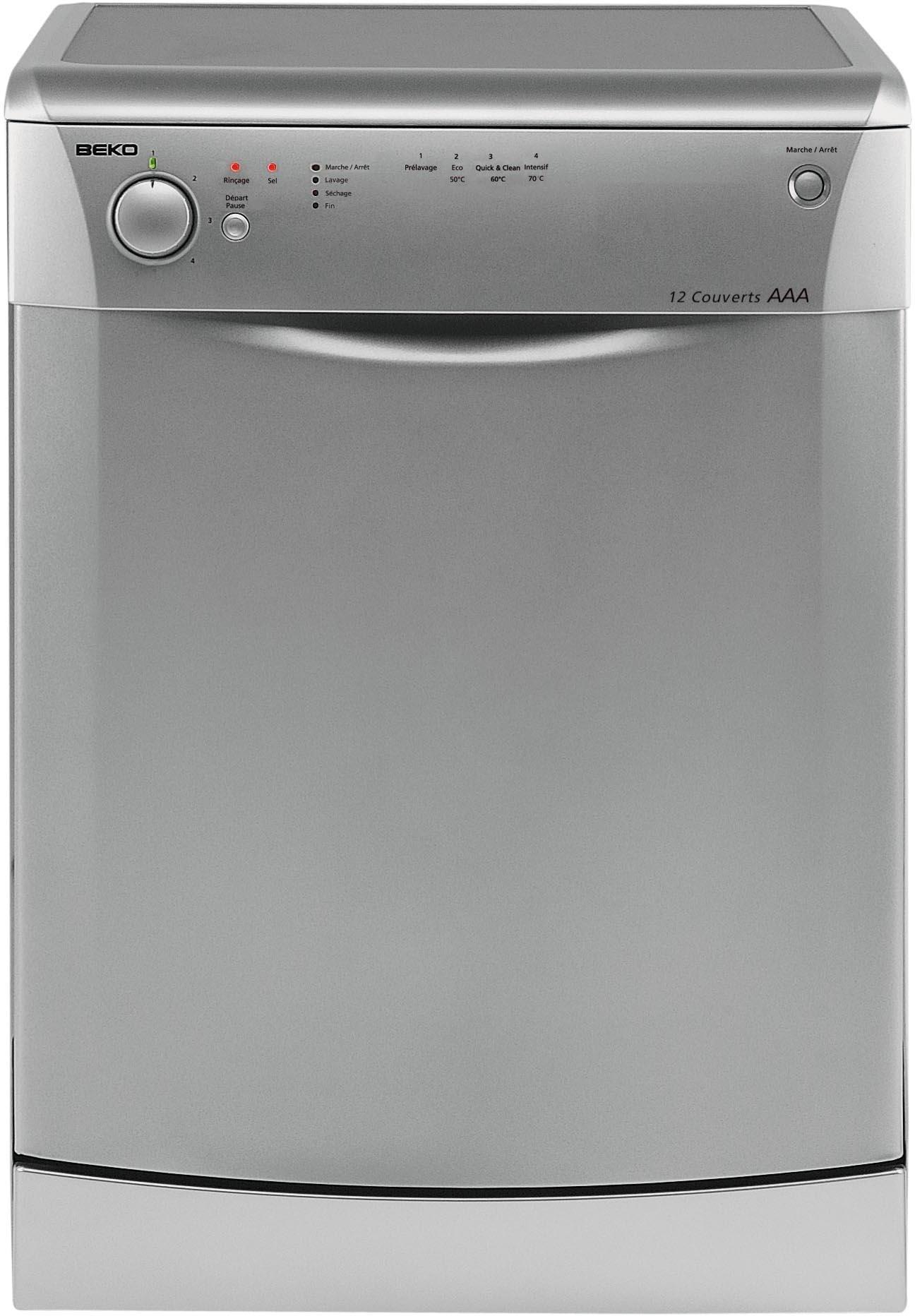 Marque: Beko Catégorie: Lave Vaisselle. Spécifications: Largeur: 59.8.  Consommation Energétique En KW/h: 1.05. Profondeur En Cm: 57. Intégrable:  N/A