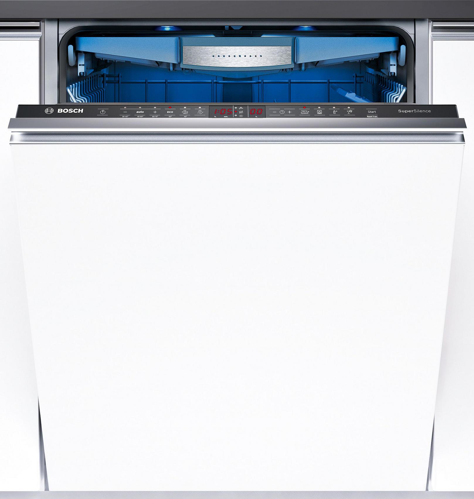 Bosch smv69u60eu - Consommation eau lave vaisselle ...
