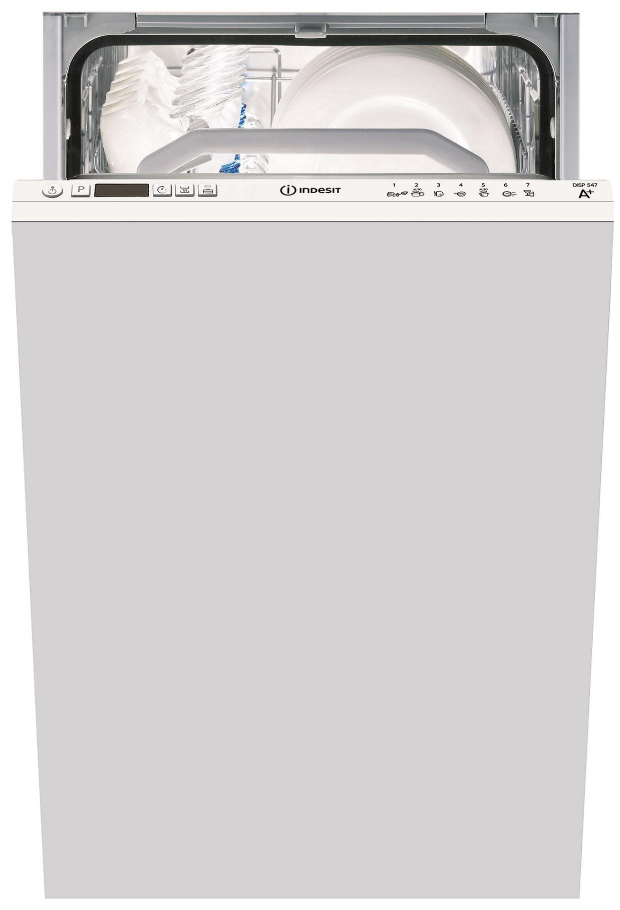 Indesit disp 547 for Consommation d eau lave vaisselle