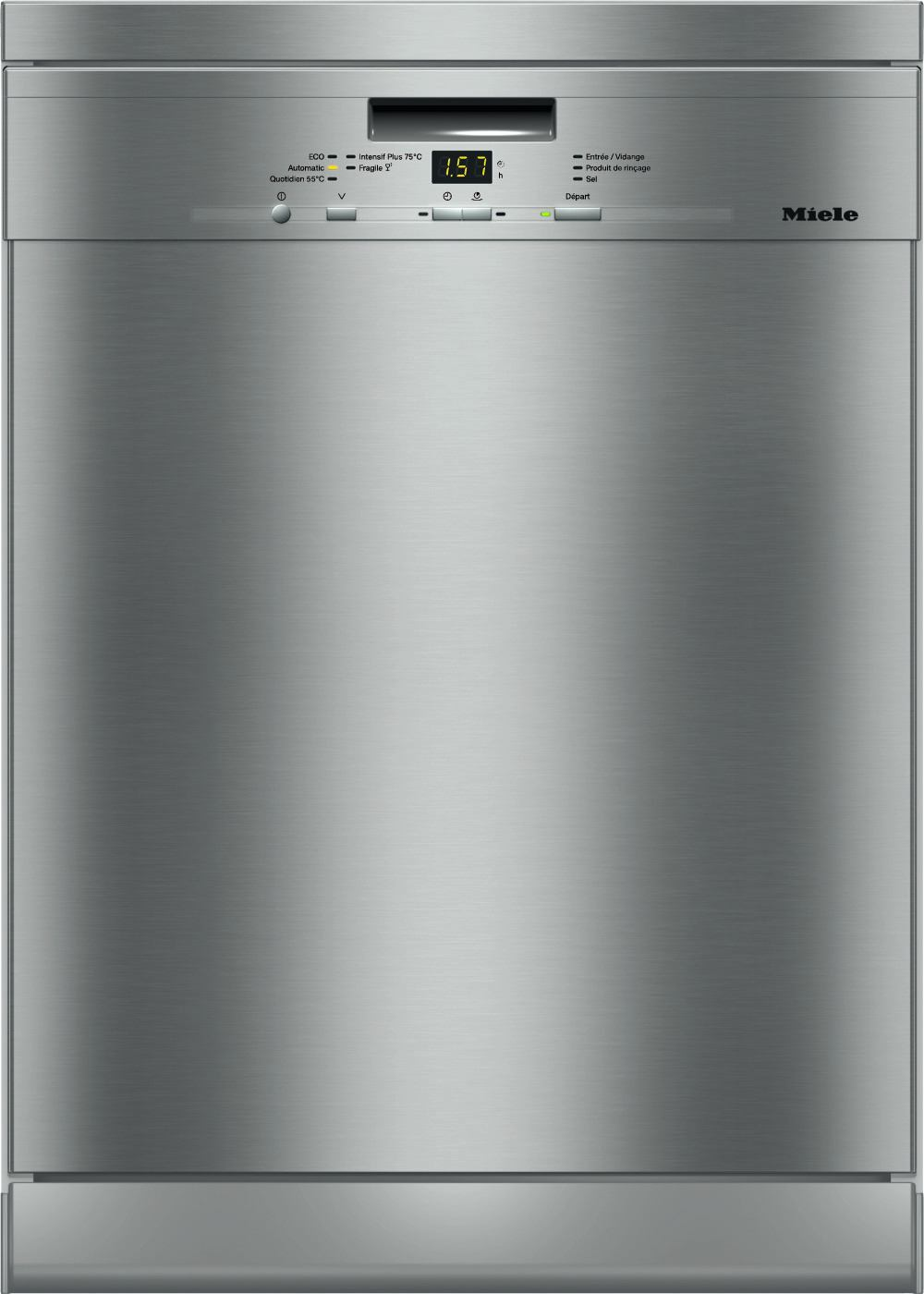 Miele lave vaisselle 60 cm g4922scfrontinox - Lave vaisselle 60 cm ...