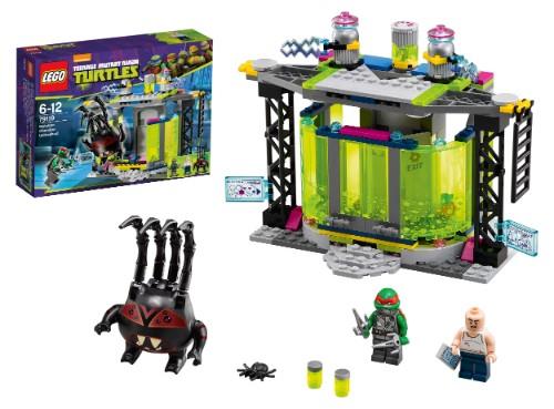 Lego C 79119 Tortues Ninja : La Chambre De Mutation
